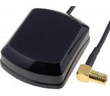 Anténa GPS SMA-B 5m magnet
