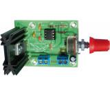 ZSM-NE504 Elektronická stavebnice regulátor otáček motoru 12V
