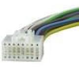 Konektor s kabelem pro autorádio ALPINE série 75xx a 78xx