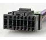 Konektor pro autorádio Panasonic s vodiči 16 PIN CQ FX 35, CQ FX 355, CQ FX 44, CQ FX 55, CQ FX 555, CQ FX 75, CQ FX 95