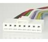 Konektor pro auorádio PIONEER s vodiči 8 PIN KE 1900, KE 1900 SDK, KE 1910, KE 2900, KE 2900 SDK, KE 2910