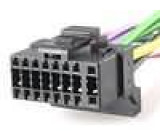 Konektor k autorádiu ALPINE CDA 7876 RB, CDA 7893 R, CDE 7854 R, CDE 7855 RB, CDE 7855 RM, CDE 7857 RB