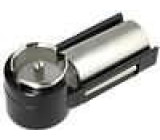 Anténní adaptér DIN zásuvka - ISO vidlice úhlový