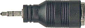 Redukce JACK 3,5 stereo konektor/DIN5 zdířka