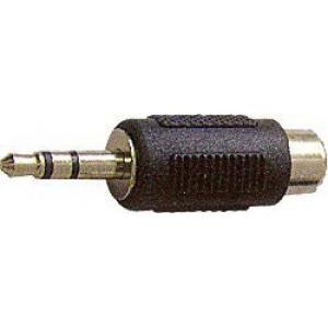 Redukce JACK 3,5 stereo/CINCH(RCA) zdířka