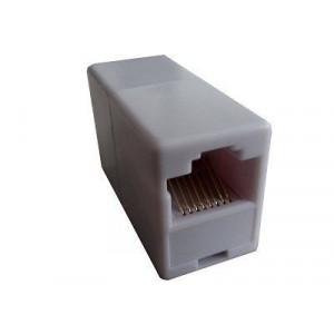 Spojka RJ45 8P8C kabelová 1x samice/1x samice