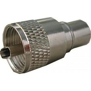 UHF konektor(PL) kabelový 10mm (RG8,213) lisovací