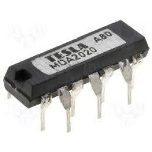 MDA2020 TESLA NF zesilovač 20W