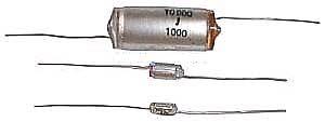 330pF/40V TK794, keramický kondenzátor
