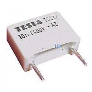 10n/400V TC227-svitkový kondenzátor radiální