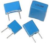 100n/100V CF2 svitkový kond. radiální RM5 =TC351