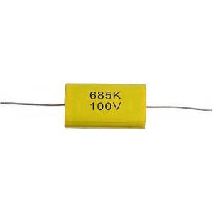 6u8/100V kondenzátor svitkový MKTA =TC205