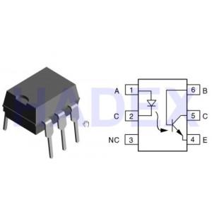 CNY-17/III optočlen 5,3kV CTR 100-200% DIP6