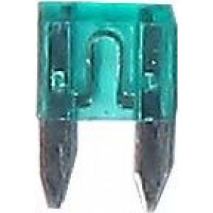 Autopojistka 30A mini-11x9mm