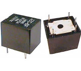 Relé JZC-6F1C 12V 28VDC/2A(230VAC/1A) 19x16x15mm