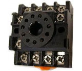 Patice PF113A pro relé MK-3P na DIN lištu