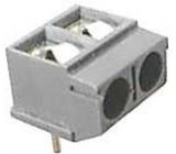 Svorkovnice do DPS 2pin šroubovací RM 5mm v=9mm