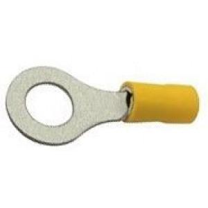 Oko kabelové 8,4mm žluté RV 5,5-8)