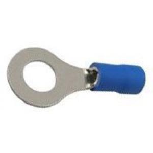 Oko kabelové 6,5mm modré (RV 2-6)