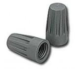 Spojka-klobouček šroubovací pro kabely do 4mm2