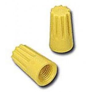 Spojka-klobouček šroubovací pro kabely do 16mm2