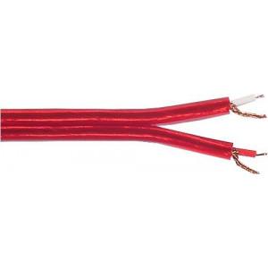 Kabel 2x5mm-červený