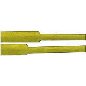 Smršťovací bužírka 1,5/0,75mm žlutá