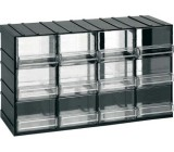 Krabičky na součástky stohovací -box 12ks