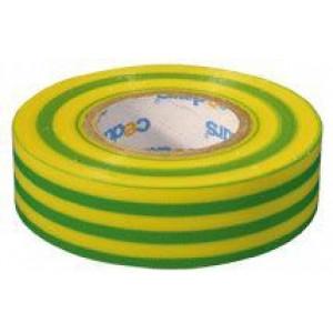 Izolační páska 0,13x19mmx10m zeleno/