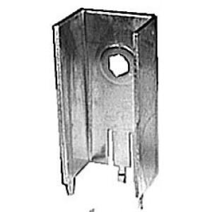 Chladič 28x10x15mm (TO220) mosaz