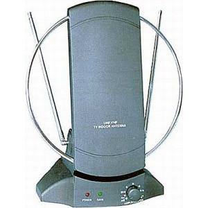 Anténa TV DVB-T VHF/UHF se zesilovačem
