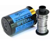 Pájka trubičková 1mm 50g 60%Sn 40%Pb+aktiv.tavidlo