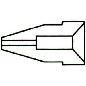 Dutý hrot pro odsávačku v CT858,859 0,8/2,3mm