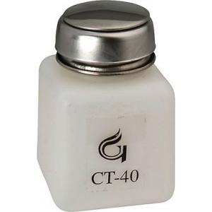 Lahvička na chemikálie 125ml s pumpičkou a kalíškem