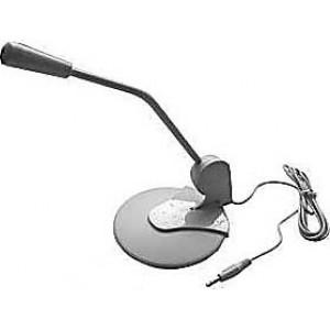 Mikrofon k PC se stojánkem 1400ohm/58dB kardioidní