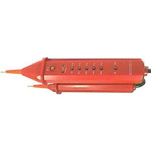 Zkoušečka 12-690V,fázovka,tester vodivosti I=32mA