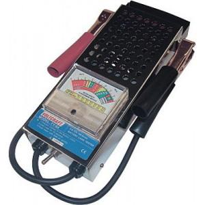 Zkoušečka Pb akumulátorů, analogová 6V a 12V