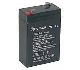 Pb akumulátor VRLA AGM 6V/2,8Ah