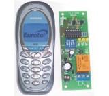 Dálkové ovládání GSM univerzální sestavené