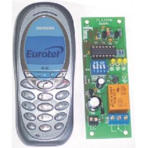 Dálkové ovládání GSM univerzální STAVEBNICE