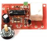 Elektronický termostat 20 až 30 st.C stavebnice