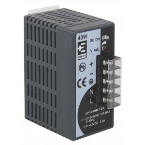 ZDROJ 12VDC/3A. instalace DIN