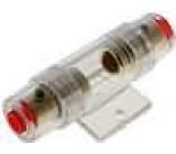 Pojistkové pouzdro pro kabel 10 - 20mm2 zlaté