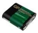 Baterie Greencell 4,5V 3R12 GP