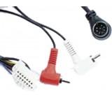 Panasonic 8->16pin, kabel k CD měniči, 5m