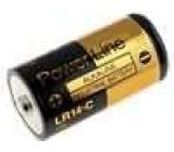 Alkalická baterie 1,5V R14 (C) Panasonic