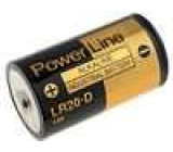 Alkalická baterie 1,5V R20 (D) Panasonic