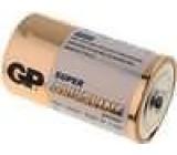 Alkalická baterie 1,5V R20 (D) GP