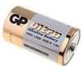 Alkalická baterie ultra 1,5V R20 (D) GP