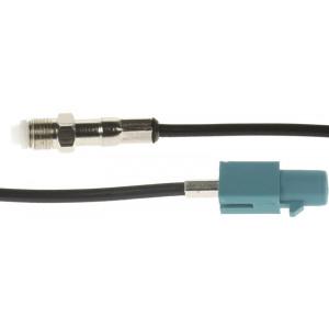 Anténní adaptér FAKRA UNI samec/FME samice, 20 cm